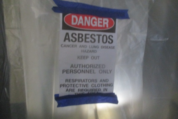 asbestos-danger-sign